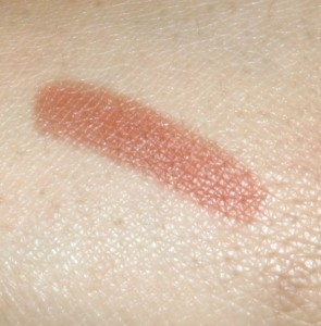 MAC Lipstain Marker Swatch