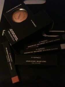 MAC Cosmetics Art Supples