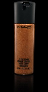 MAC To the beach bronze body oil