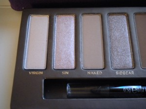 Urban Decay: Naked Palette