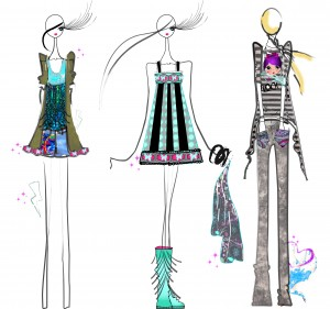 Custo Barcelona SS 11  Sketches