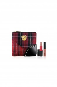 Tis the Season for Tartan Tale collection Bag Viva glag lip bag