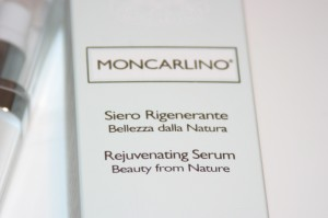Moncarlino Rejuvenating Serum picture
