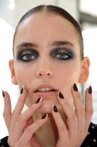 CND Nail Polish at Jason Wu Fall 2011