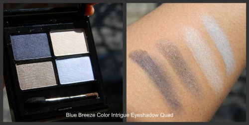 Elizabeth Arden Blue Breeze Color Intrigue Eyeshadow Quad
