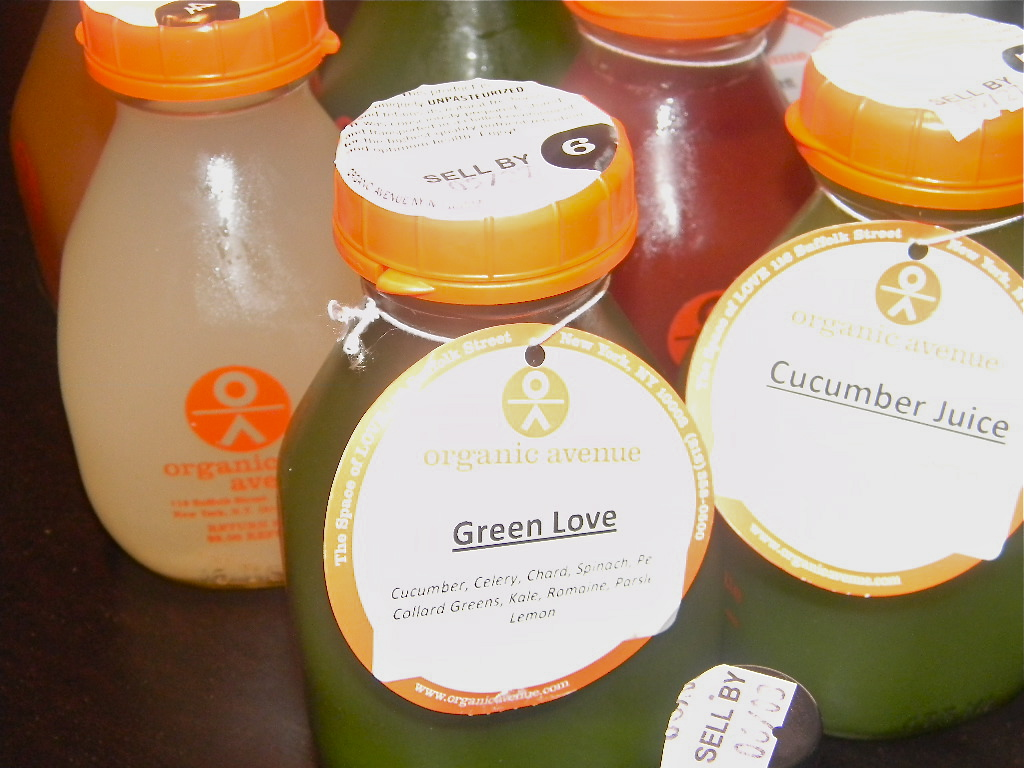 Organic Avenue Green Love
