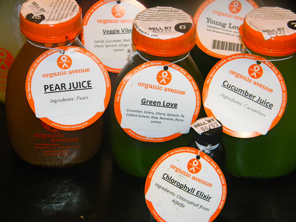Organic Avenue Love Deep Cleanse