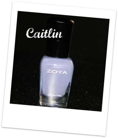 Zoya nail polish bottle