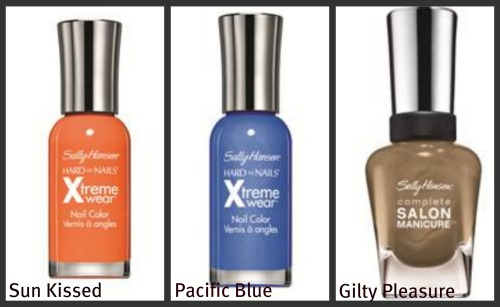 Sally Hansen nail polish collaboration with Prabal Gurung