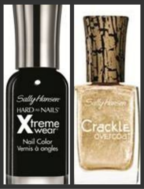 Sally Hansen Crackle Vernis Prabal Gurung