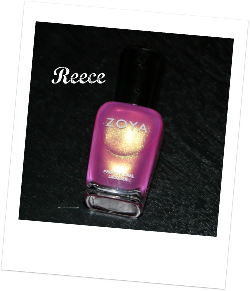 Zoya nail polish in Reece