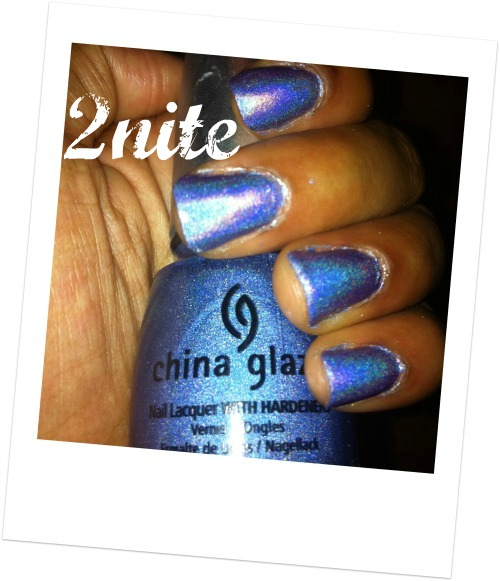 China Glaze 2nite from OMG collection