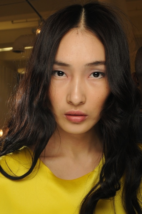 NARS makeup at Mandy Coon SS 12
