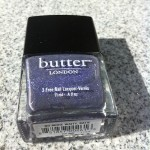 Looking Polished: butter LONDON in No More Waity, Katie
