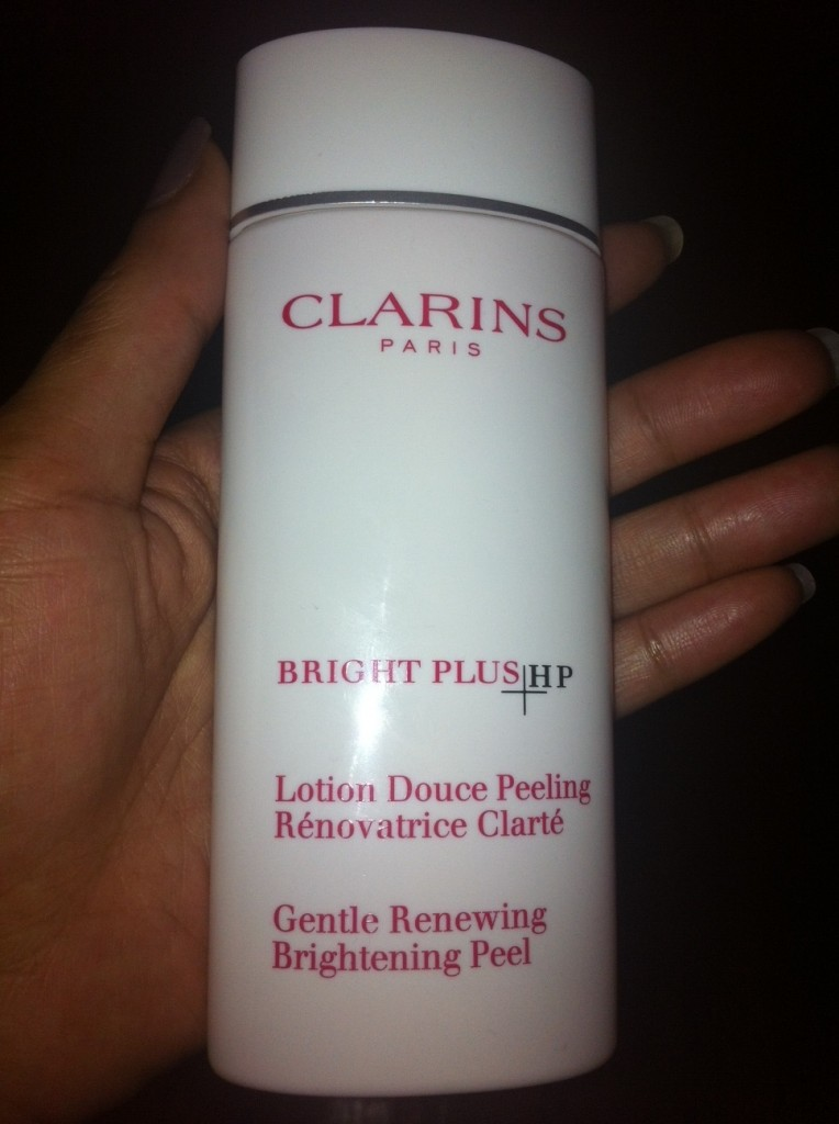 Clarins Bright Plus Gentle Renewing Brightening Peel,