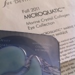 Sue Devitt Microquatic Marine Crystal Collagen Eye Masque