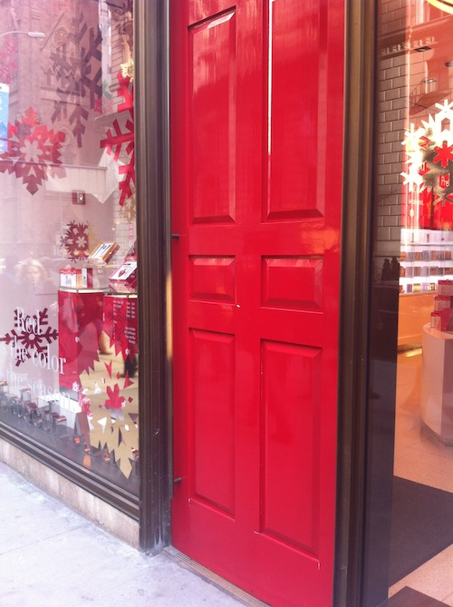 Elizabeth Arden Red Door Spa New York City