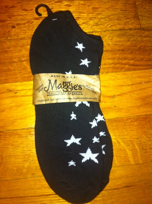 Maggies organic and fair trade socks