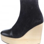 What I want right now: Ankle Wedge boots from olsenHaus