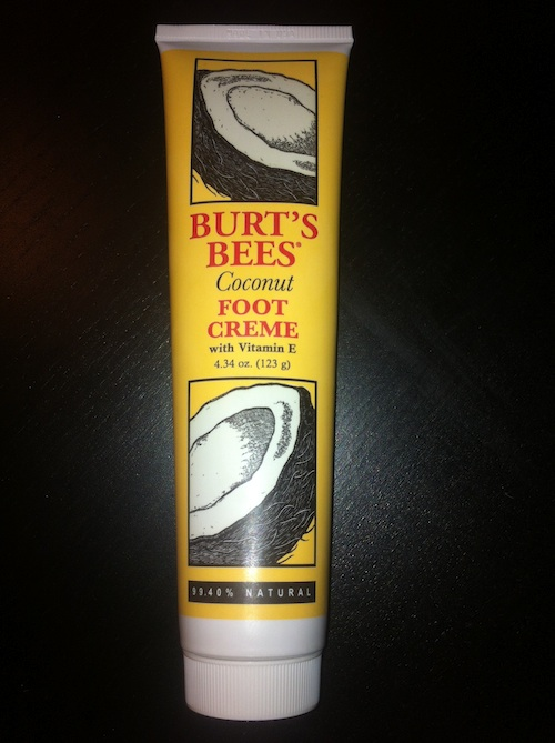 Burt's Bees Coconut Foot Cream with Vitamin E,
