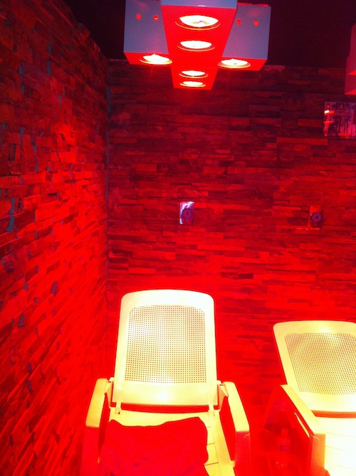 Red L.E.D. Light Therapy