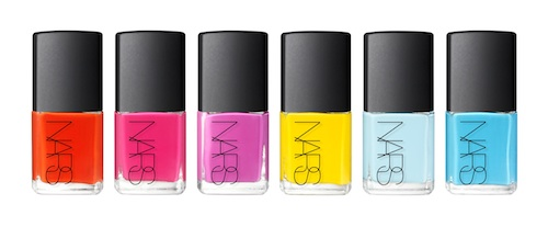 NARS Thakoon Nail Polish group shot