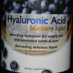 Beauty Food: Blueberry Hyaluronic Acid Liquid