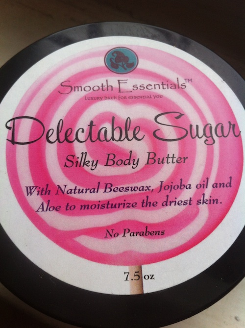 Smooth Essentials Delectable Sugar Silky Body Butter