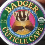 Review: Badger Cuticle Soothing Shea Butter Cuticle Care
