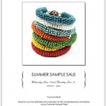 Ben-Amun Summer Sample Sale in New York City