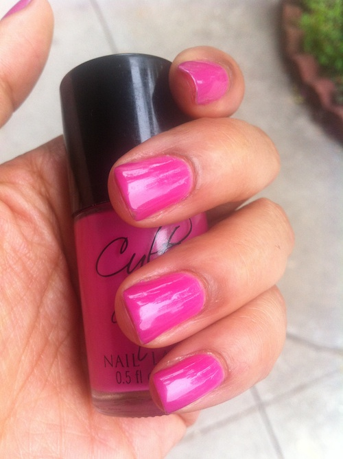 Cult Nails in Devious Nature