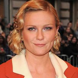 Kirsten Dunst makeup look at the Met Gala 2012