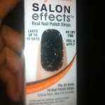 Looking Polished: Sally Hansen Salon Effects in Lust-Rous