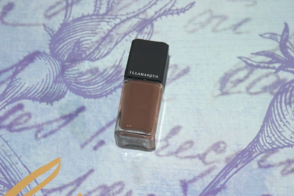Illamasqua Nail Varnish in Taint