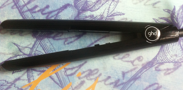 "ghd Black Gloss Classic 1"" hair styler review"