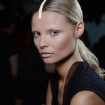 Mercedes-Benz Fashion Week: Backstage at Alexander Wang SS 2013