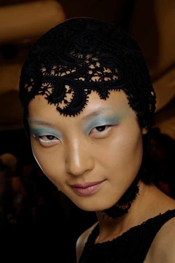 NARS Joy Cioci SS13 beauty look