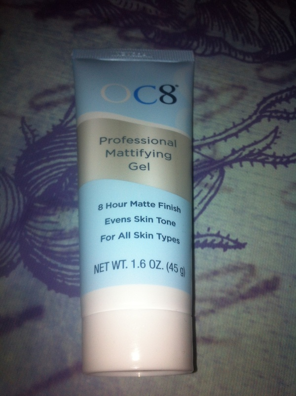 OC 8 Professional Mattifying Gel