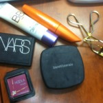 Traveling: must have beauty products!