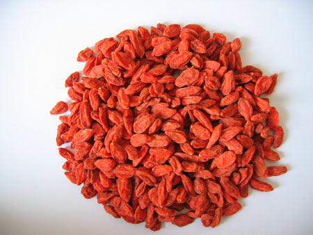 Goji Berry and Goji berries