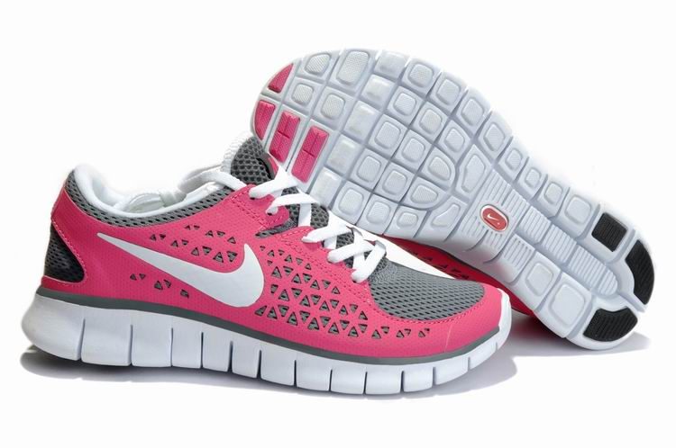 Men's Cheap Nike Free Powerlines Leather Running Shoes