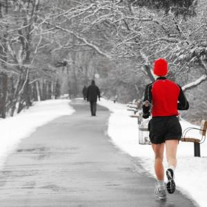 Fitness: Winter Motivation