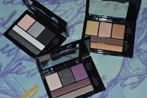 Nyx Professional Makeup Spring 2013 Love in Paris Eye Shadwo Palette swatches