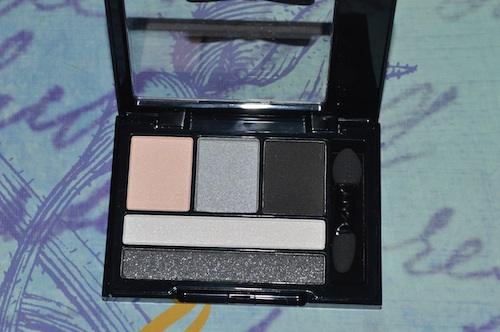 NYX Love In Paris Eyeshadow Palette in Tryst by the Trevi