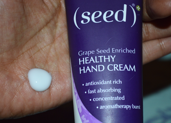 (seed) healthy hand therapy cream