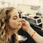 Mercedes-Benz Fashion Week FW 2013: Backstage at Giulietta