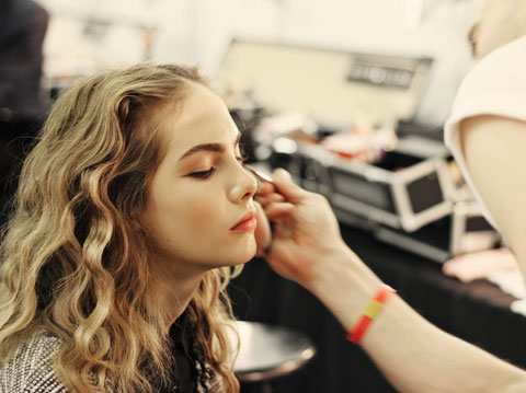 Behind the Scenes, Mercedes Benz Fashion Week: FW 2013: Giulietta
