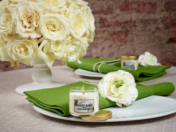 Bath & Body Works White Barn Candle Collection