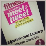 Hightlights from the Fitness Magazine Blogger Meet & Tweet: #FitBlogNYC