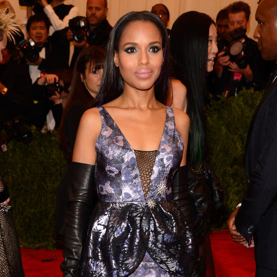 Get the look: Kerry Washington at the 2013 Met Gala
